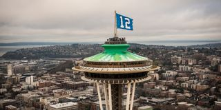 Space Needle 12th Man